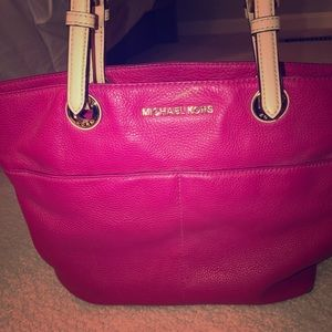 Gently Used Michael Kors Pink Purse
